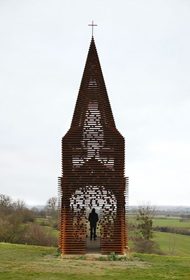 کلیسای نامرئی (1)