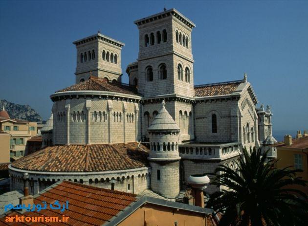 کلیسا جامع موناکو
