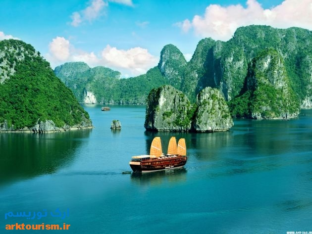 Ha_Long_Bay خلیخ هالونگ