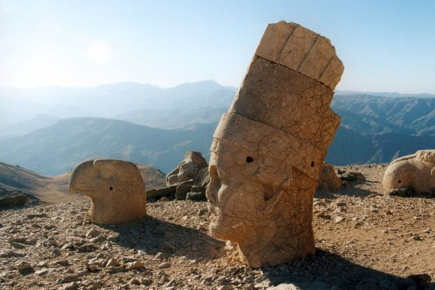 Nemrut-Mountain