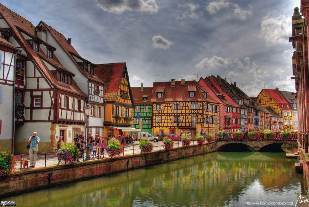 The-Beautiful-Colmar-France-Wallpaper-6