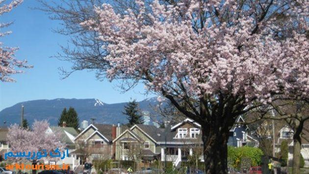 Vancouver printemps 1