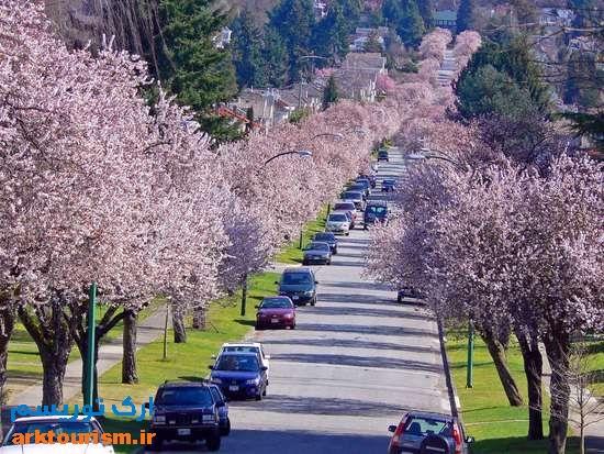 Vancouver printemps