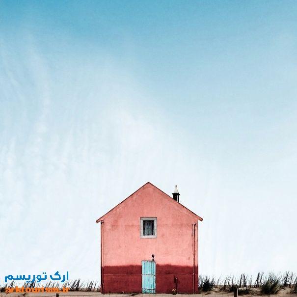 خانههای تنها