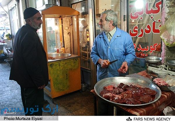 بازار جغور بغور زنجان