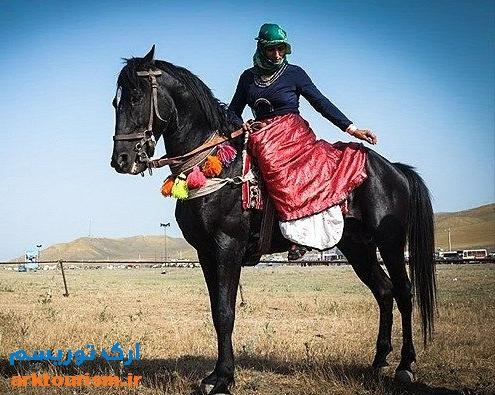 جشنواره فرهنگی ورزشی عشایر آذربایجانشرقی