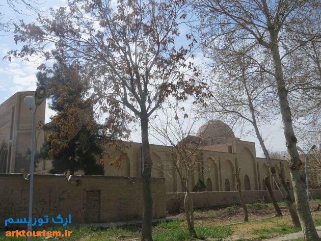 مسجدجامعورامین (19)