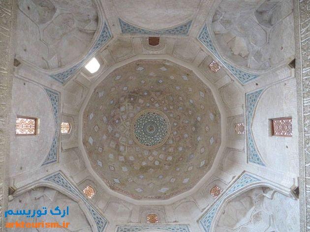مسجدجامعورامین (2)