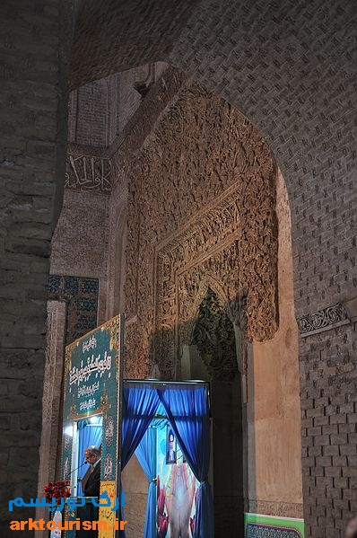 مسجدجامعورامین (7)