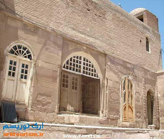 مسجد ترک میانه (8)