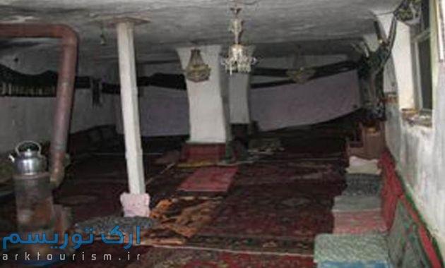مسجد صخره ای (2)