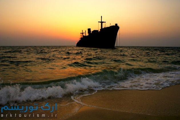 کشتی_یونانی_کیش_ایران