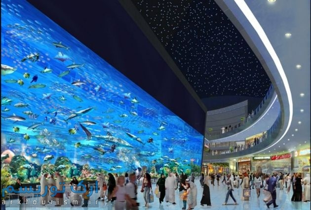 The dubai mall aquarium_tcm87-24123