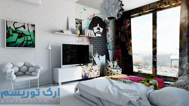 اتاق هتل (3)