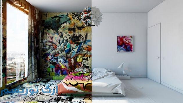 اتاق هتل (5)