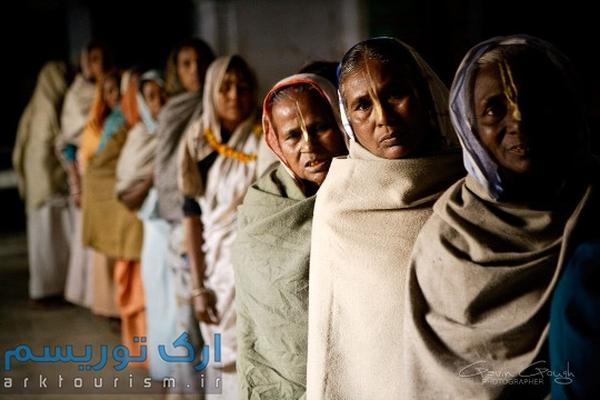 Vrindavan-Widows