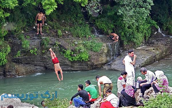 آبشار بیشه 3