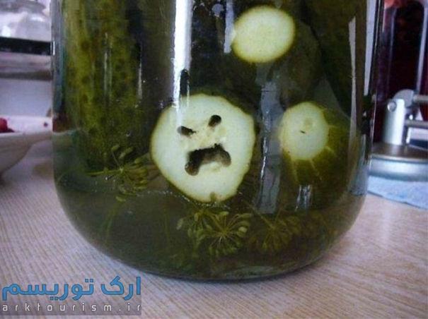 سبزی عجیب (14)