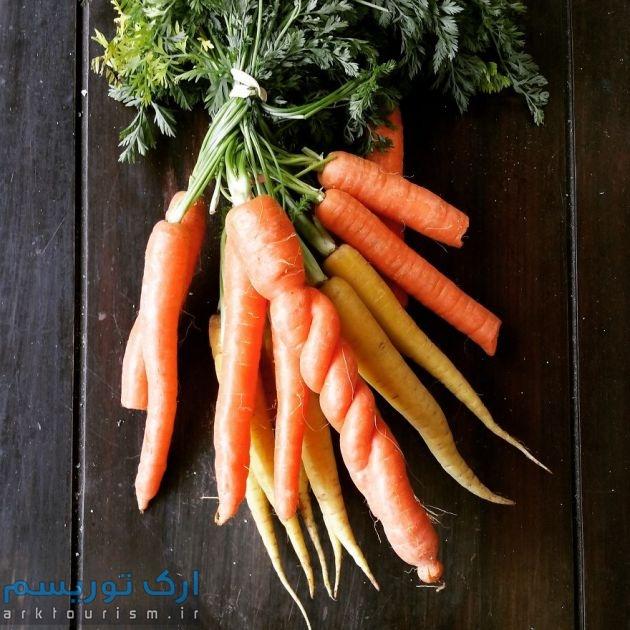 سبزی عجیب (4)