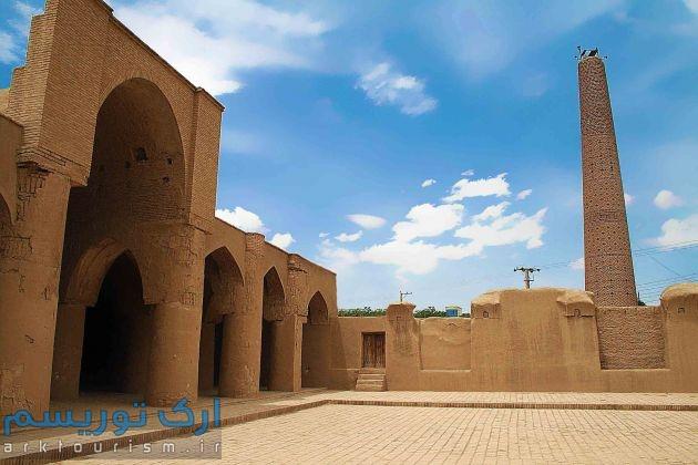 مسجد تاری خانه دامغان