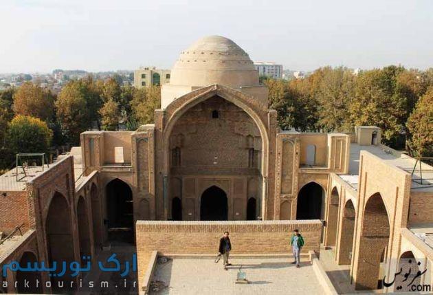 مسجد جمعه ورامین