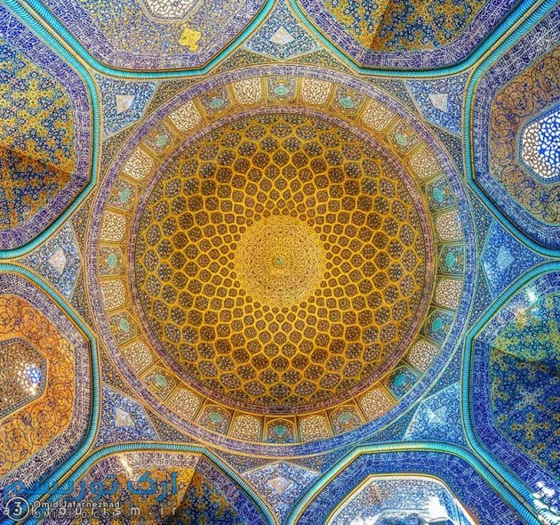 Details-of-Sheikh-Lotfollah-Mosque-Isfahan-مسجد-شیخ-لطف-الله-اصفهان