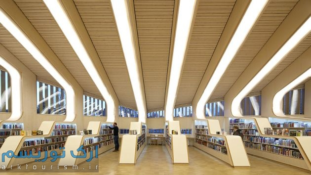 dezeen_Vennesla-Library-and-Cultural-Centre-by-Helen-Hard-Architects_banner