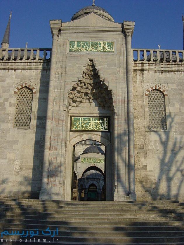 Sultan Ahmet Cami (2)