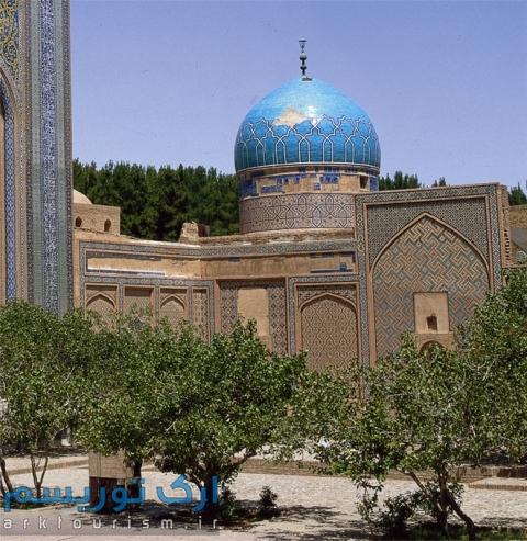 آرامگاه شیخ احمد جامی (1)