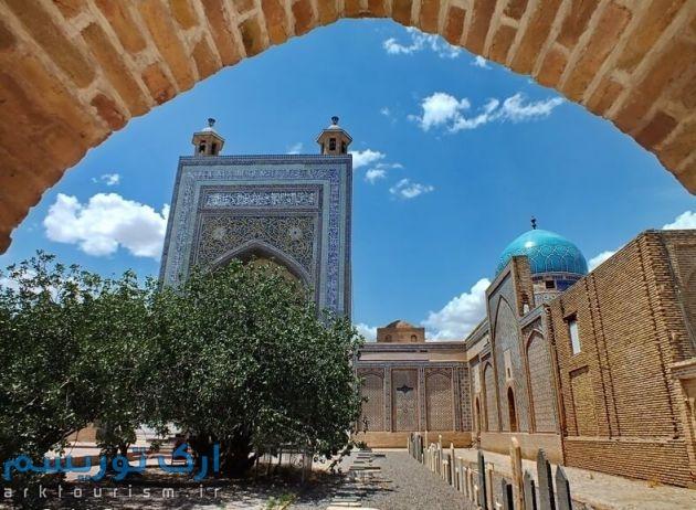 آرامگاه شیخ احمد جامی (14)