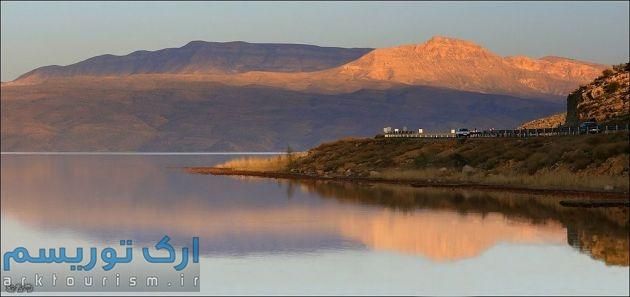 دریاچه-مهارلو
