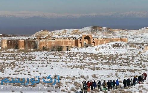 قصر بهرام (10)