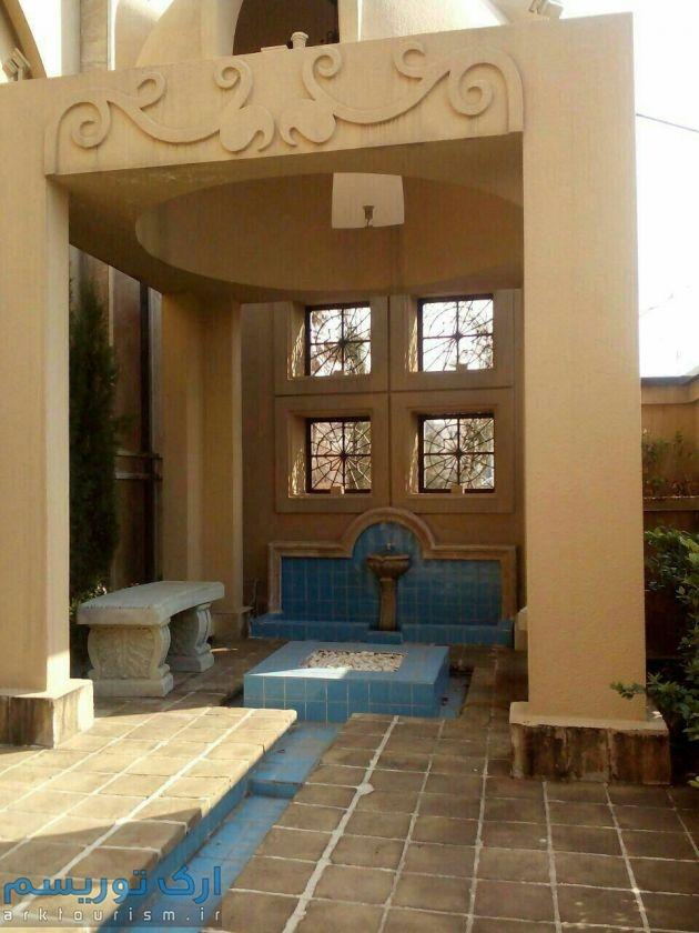 معماری ساختمانهای یزد و کاشان (1)
