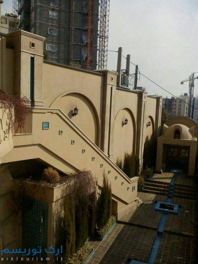 معماری ساختمانهای یزد و کاشان (2)