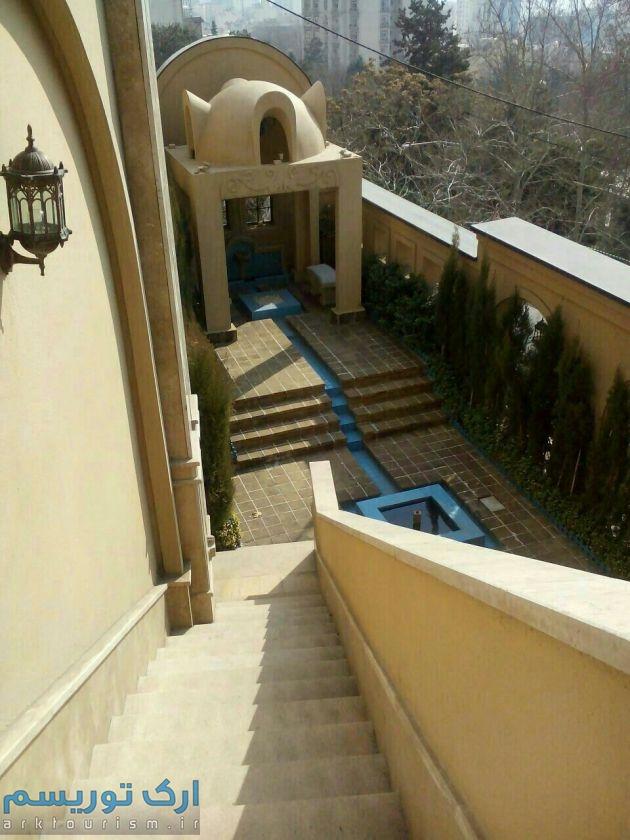 معماری ساختمانهای یزد و کاشان (3)