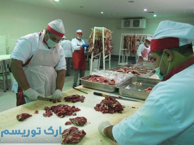 گوشت مکه