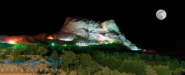 Soffeh Mountain Natural Park of Isfahan