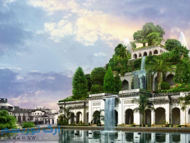 The Hanging Gardens of Babylon (2)