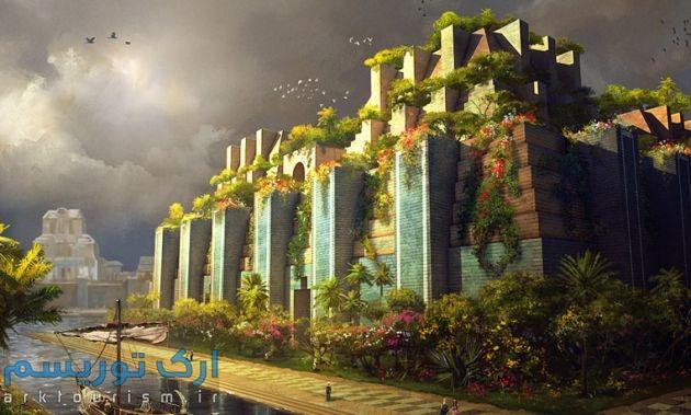 The Hanging Gardens of Babylon (3)