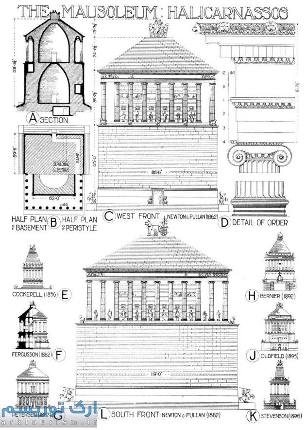 mausoleum-halicarnassas