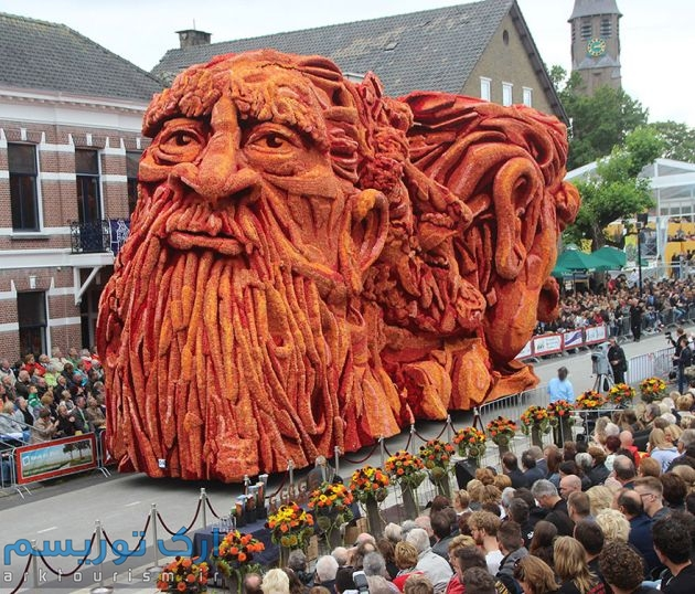 van gogh flower parade floats (5)