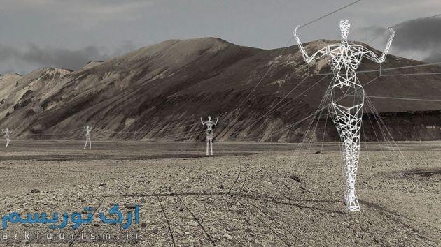 electricity pylons (3)