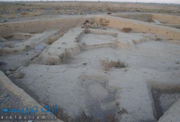 محوطه باستانی اریسمان