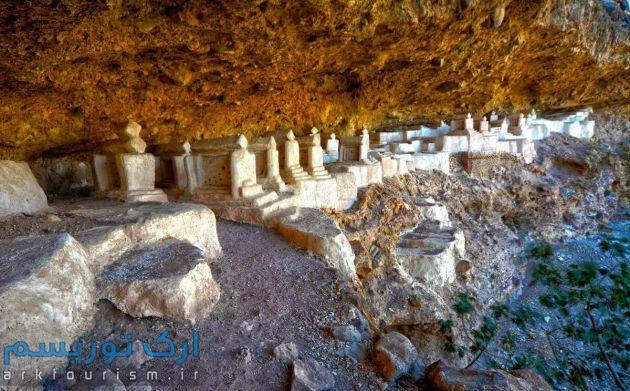 گورستان هفت ملا (1)
