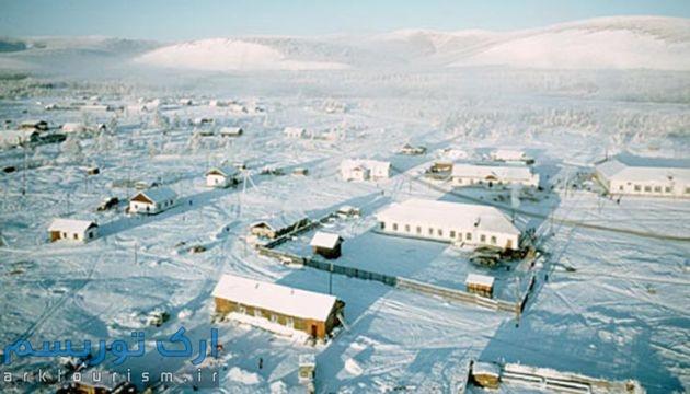 Oymyakon-Russia