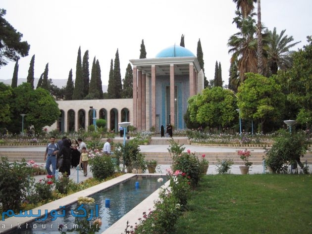 Aramgah-e-saadi_shiraz