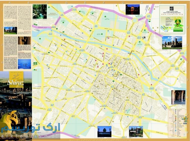 shiraz-city-map