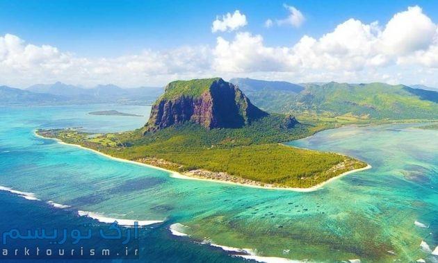 mauritius-island-aerial-view