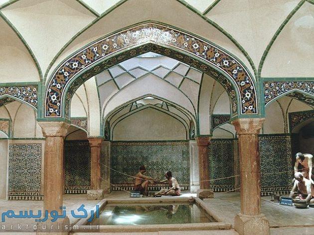 حمام گنجعلی خان (4)
