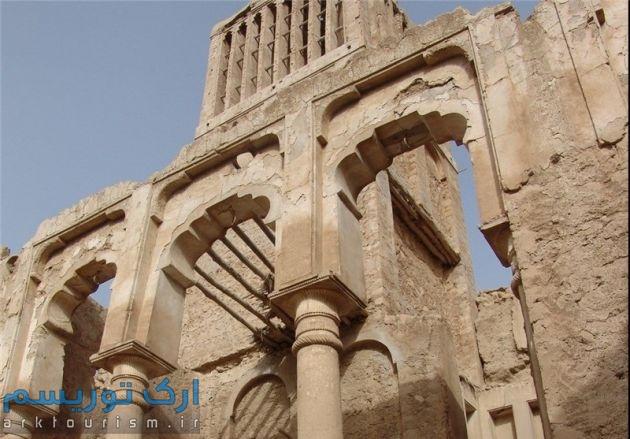 قلعه نصوری سیراف (1)